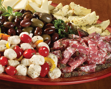 Day Starters & Party Platters