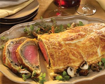 Salads, Buffets & Elegant Dinners