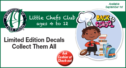 AJ's Chef-Prepared Meals