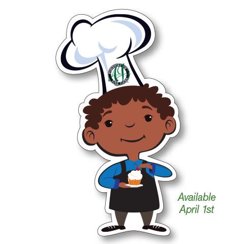 Little Chef Cupcake