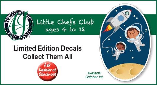 Cartoon chef characters
