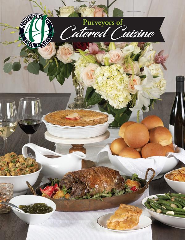 2021 Catered Cuisine